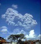 Precursor eruption of Pinatubo, June 1991 (USGS)